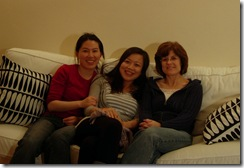 With Nancy & Mei in Toronto